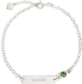 Best custom bar bracelet Reviews
