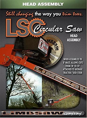 LimbSaw Hydraulic Circular Saw - 16 5/16in. Model Number LSC008