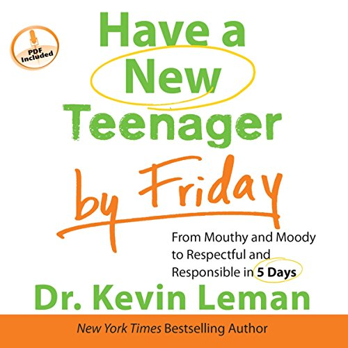Have a New Teenager by Friday audiobook cover art