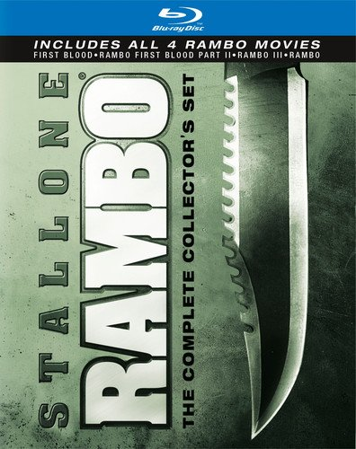 Rambo: Complete Collector's Set [Blu-ray]