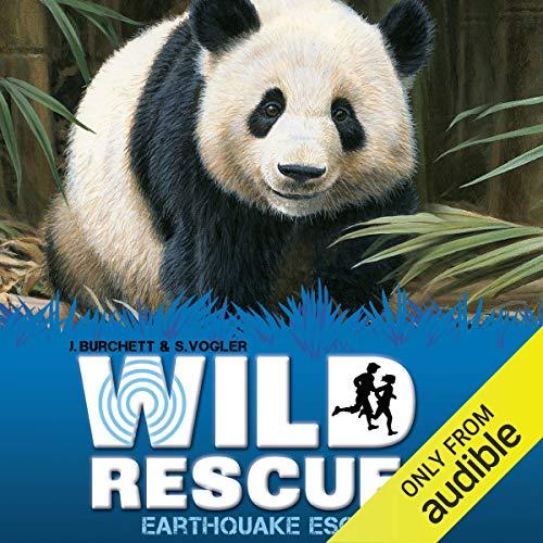 Wild Rescue: Earthquake Escape copertina