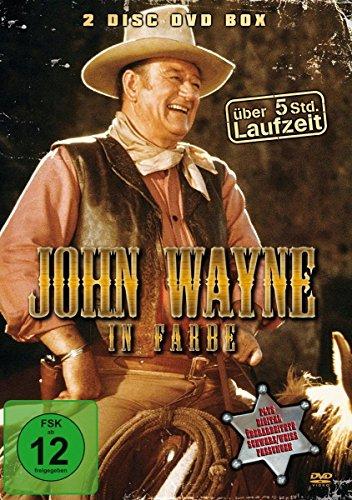 John Wayne - In Farbe (6 Filme Box) [2 DVDs]