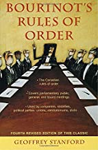 Best bourinot's rules of order Reviews