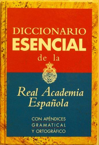 Diccionario Esencial de La Real Academia Espanola