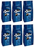 PACK 6 UNIDADES BACI PERUGINA ORIGINAL DARK CHOCOLATE 125GR C/U