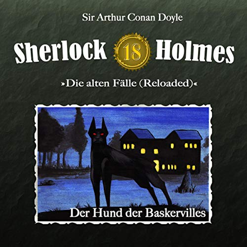 Der Hund der Baskervilles audiobook cover art
