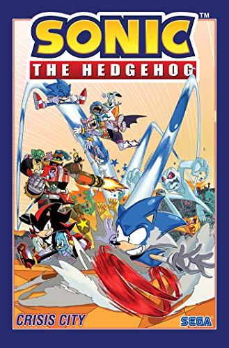 Sonic the Hedgehog 5: Crisis City