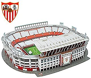 Sevilla FC Ramon Sanchez Pizjuan Stadium 3D jigsaw puzzle (kog) by NS Enterprises