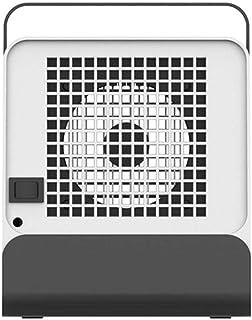 cokeymove Espacio Personal Enfriador Mini refrigerador de Aire de Iones Negativos,Mini USB Desktop Air Cooler Humidificador portátil Hogar Pequeño Aire Acondicionado