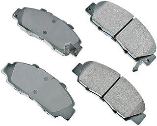 Akebono ACT503 Proact Ultra Premium Ceramic Disc Brake Pad kit