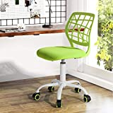 silla escritorio verde lima