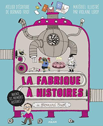 Histoires à jouer, Tome 01: La fabrique à histoires: Avec un jeu de cartes, un plateau de jeu, un catalogue, (Albums livres jeux)