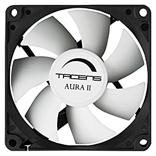 Tacens 3 Aura12 - Ventilador 12X12  14Db, Fluxus Bearing (B004MMHSO8) | Amazon price tracker / tracking, Amazon price history charts, Amazon price watches, Amazon price drop alerts