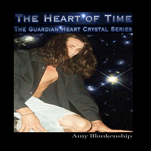 The Heart of Time audiobook cover art