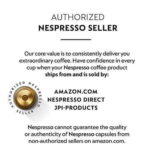 Nespresso 1 sleeve vanilla eclair, 1 sleeve Crème Brule 1 sleeves cocoa truffle - (10 capsules per sleeve) 30 capsules total