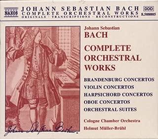 Harpsichord Concerto, F minor, BWV 1056: Largo