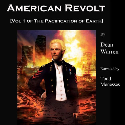 American Revolt audiobook cover art