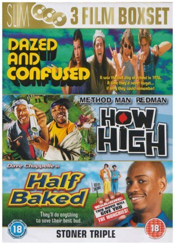 Student Comedy Collection - Dazed And Confused/Half Baked/How High [UK IMPORT]