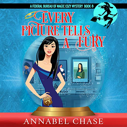 Every Picture Tells a Fury Audiobook By Annabel Chase cover art