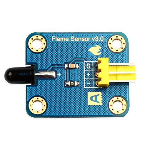 Cloud Sensor Flame Sensor Simulation Sensor Flamme Modul Feuerl?sch...