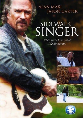 Sidewalk Singer by Alan Maki