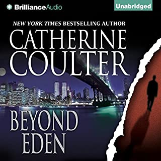 Beyond Eden audiobook cover art
