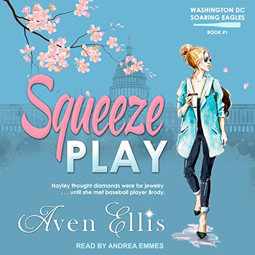 Squeeze Play     Washington DC Soaring Eagles Series, Book 1              By:                                                                                                                                 Aven Ellis                               Narrated by:                                                                                                                                 Andrea Emmes                      Length: 10 hrs and 28 mins     6 ratings     Overall 4.5