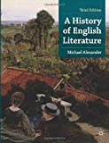 A History of English Literature (Macmillan Foundations Series) - Michael Alexander