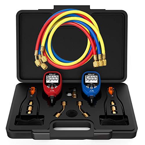Elitech PT-500&PT-800 Wireless Refrigeration...