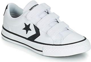 zapatillas converse niño velcro piel