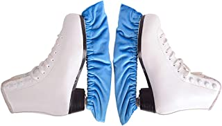 QCWN - Cubiertas para patines de hielo, patines de patinaje, cuchillas, protectores para patines de hockey, patines y pati...