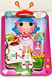 MGA Lalaloopsy Limited Edition 12 Inch Tall Button Doll - Rosy Bumps 'N' Bruises with Pet 'Boo-Boo Bear' and Bonus Mini 3 Inch Doll