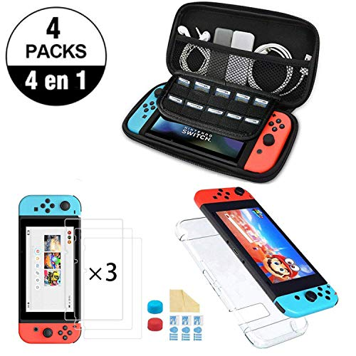 dreamgear nintendo switch starter kit fabricante NDOOL