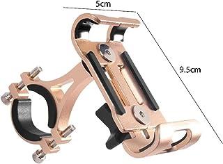 360 stopni obrotowy uchwyt na telefon rowerowy motocykl ze stopu aluminium telefon komórkowy uchwyt gps uchwyt na kierowni...