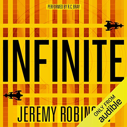 Infinite Audiobook By Jeremy Robinson cover art