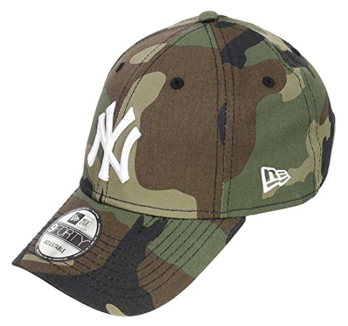 New Era New York Yankees 9forty Adjustable Cap League Essential Camouf