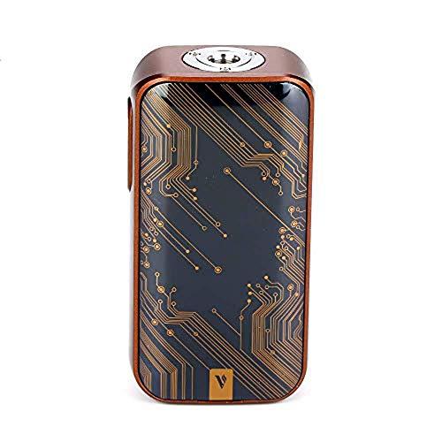 Cigarrillo electrónico Vaporesso Luxe 220W Caja de pantalla táctil TC MOD, e Cig No e Liquid, Sin nicotina (Bronce)