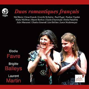 Duos romantiques français