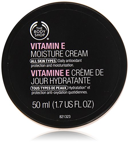 The Body Shop - Vitamin E - Crema hidratante para todo tipo de piel - 50 ml