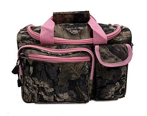 Explorer Tactical Pink Mossy Oak Multi Purpose Sport Duffel Bag