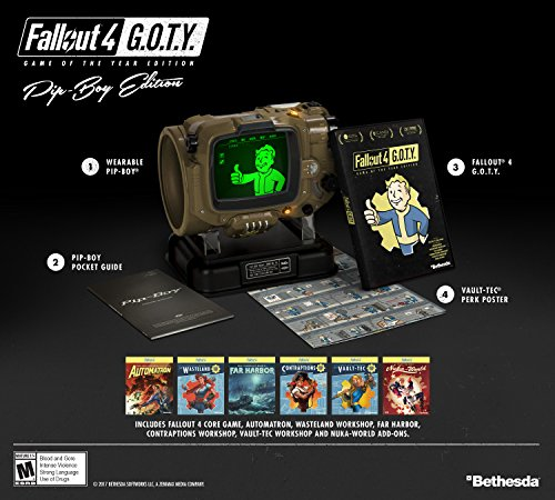 Fallout 4 Game of The Year Pip-Boy Edition - PlayStation 4