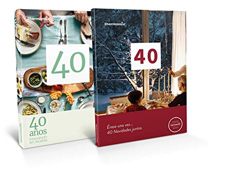 40 años Innovando En Recetas y Celebrando...