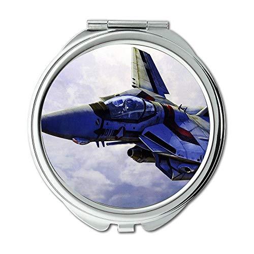 Yanteng Kampfflugzeuge, Spiegel, Reise-Spiegel, Straßenkämpfer Xbox eins, Taschenspiegel, tragbarer Spiegel