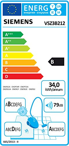 Siemens Z 30 Bodenstaubsauger  Beutel Bild 6*