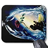 Mousepad Tale As Old As Time - Beauty and The Beast Print Non-Slip Mouse Mat