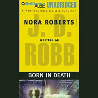Born in Death audiobook cover art