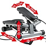 Zoom IMG-2 ultrasport swing stepper con fasce