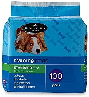 Champion Breed Puppy Pads 100ct