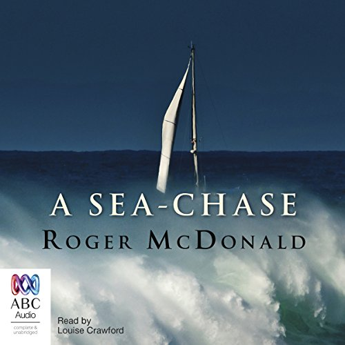 A Sea-Chase audiobook cover art