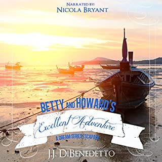 Betty and Howard's Excellent Adventure audiobook cover art